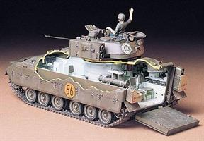 US M2 Bradley Infantry Fighting Vehicle