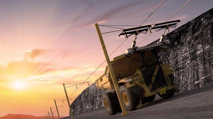 Boliden startar pilotprojekt för elektrifiering av gruvtruckar i Aitik