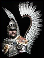 Polish Winged Hussar 17th Centry