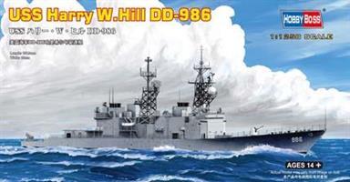 USS Harry W.Hill DD-986