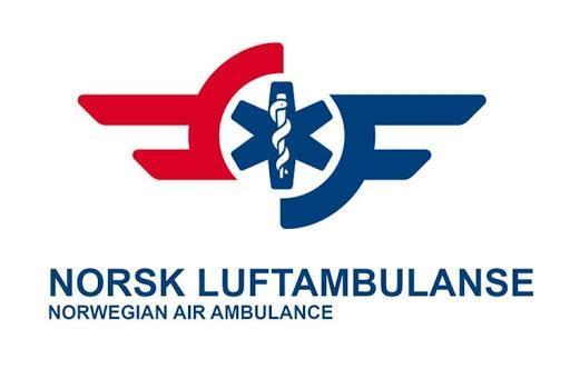 Vi leverer utstyr til Stiftelsen Norsk Luftambulanse