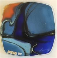 Åshild Karevoll - Farger i blå
