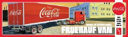 Fruehauf Van Coca-Cola