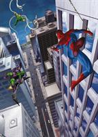 Komar fototapet Spiderman & villains
