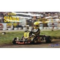 Ayrton Senna Kart 1981