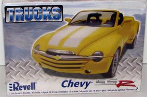 Chevy SSR Pickup