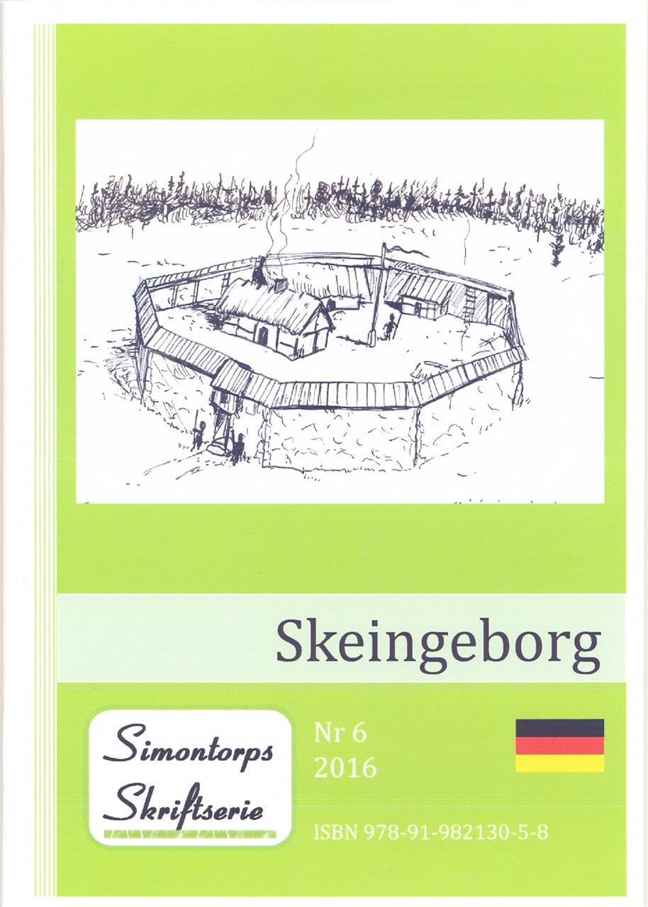 Omslag till Skeingeborg (tysk text)