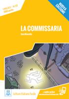 La Commissaria, italiensk novelle og lydbok