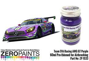 Team Eva Racing AMG GT Purple
