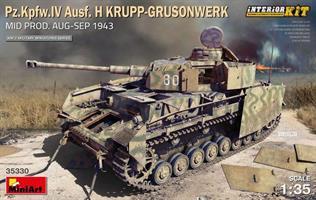 Pz.Kpfw.IV Ausf. H KRUPP-GRUSONWERK