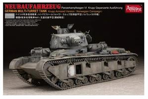 Panzerkampfwagen VI Neubaufahrzeug Krupp Version