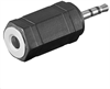 ADAPTER, 3,5MM/F-2,5MM/H