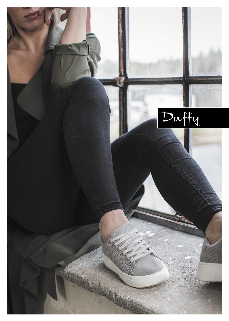Duffy Sneakers Grå Sara