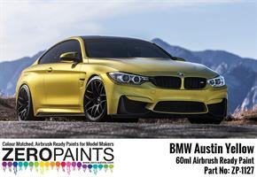 BMW Austin Yellow