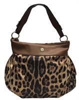 Ulrika Väska Leopard BRUN