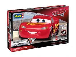 Lightning McQueen from Cars 3