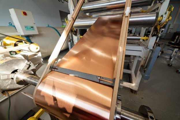 COPPER TODAY – Looking brighter