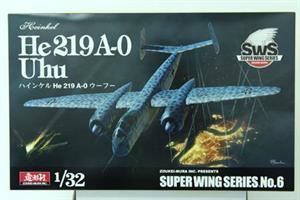 Heinkel He 219A-0