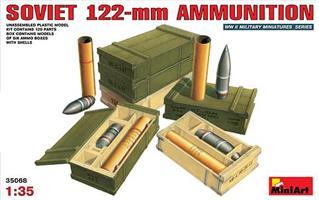 SOVIET 122-mm AMMUNITION