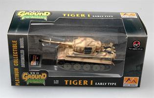 Tiger 1 (early) Das Reich 1943