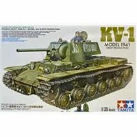 Russian Heavy Tank KV-1 Model 1941, Early