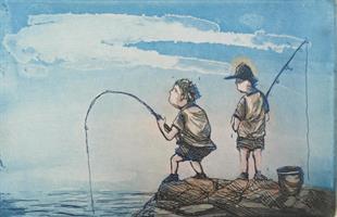 Kristian Finborud-Stor fisk