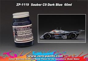 Sauber Mercedes C9 Dark Blue