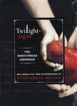 Skrivböcker Twilightsagan