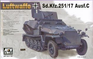 Sd.Kfz. 251/17 Lufwaffenausführung