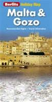 Malta & Gozo Holiday map