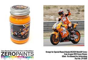 Orange for Special Repsol Honda RC212V