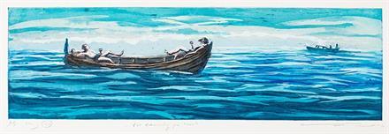 Kristian Finborud - Vår drømmedag på havet