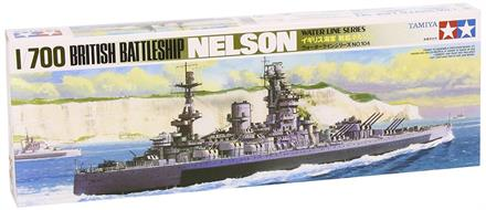 British Nelson Battleship Kit - CP104