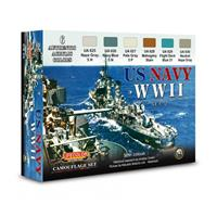 Camouflage Set US Navy WWII Set 2