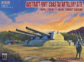 Austrått Fort Coastal Artillery
