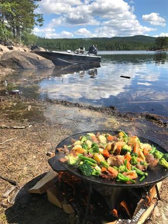 Guidet fisketur med Explore Finnskogen. Trykk på bildet for mer informasjon.