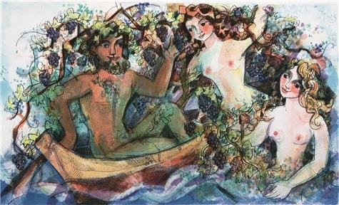 Thorstein Rittun - Dionysos