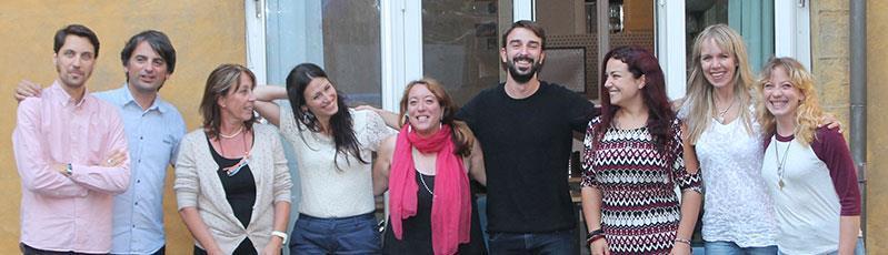 Noen av våre lærere i Oslo