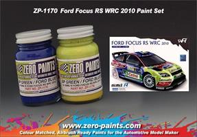 Ford Focus RS WRC 2010