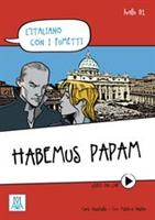 Habemus papam, italiensk tegneserie