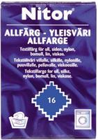 Nitor Allfarge, Klarblå 16