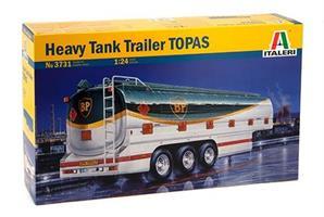 HEAVY TANK TRAILER ''TOPAS''