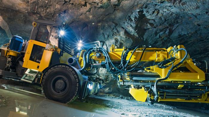 Atlas Copco tar turkisk order för gruvutrustning
