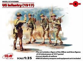 American Infantry (1917)