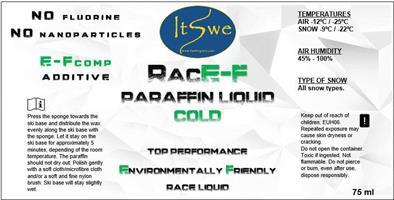 RACE-F PARAFFIN LIQUID
