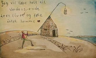 Marianne Gudem-Jeg vil løpe helt til verdens ende