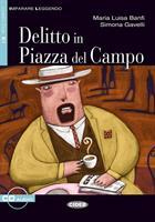 Delitto in Piazza del Campo, novelle med CD