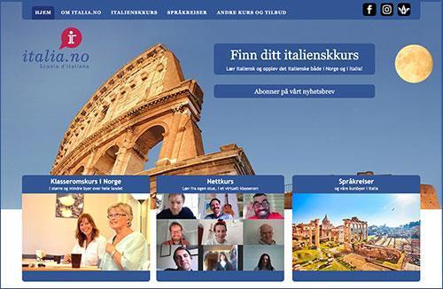 italia.no – Italienskkurs hos Scuola d'italiano