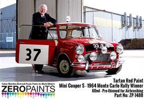 Mini Cooper S - 1964 Monte Carlo Rally Winner Tart