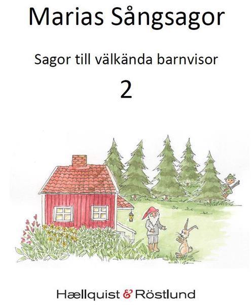 Marias Sångsagor, Häfte 2 - pdf